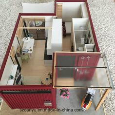Top 20 Shipping Container Home Designs - fancydecors Sea Containers, Sea Container Homes, Building A Container Home, Container Buildings, Container Architecture, Cargo Container, Architecture Design, 20ft Container, Shipping Container Home Designs