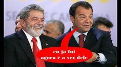 Lula e Cabral é pura emoção!
