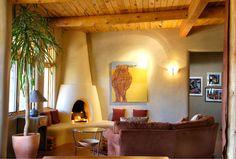 Una estancia romántica, aunque le quitaría el cuadro del toro y pondría uno de un viñedo.