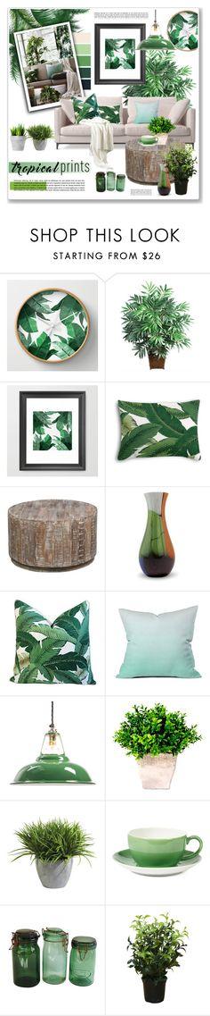 tropical prints living room - Home Decor Ideas Interior Tropical, Tropical Design, Tropical Style, Tropical Decor, Tropical Prints, Tropical Bedrooms, Tropical Houses, Deco Jungle, Studio Decor