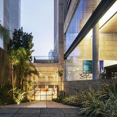 Gallery of Huma Klabin / Una Arquitetos - 6 San Pablo, Apartment Complexes, Real Estate Development, Architecture, The Neighbourhood, Photo Wall, Stairs, Exterior, Villa