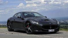 Maserati GranTurismo widescreen wallpaper