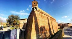 The grand walls of Grosseto by @ilaarrighi