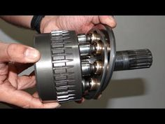 HYDRAULIC PUMP IN 3D - YouTube