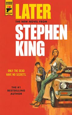 Stephen King's LATER gets 5/5 from Stuart! Now out from Titan Books and Hard Case Crime. #horror #amreading Stephen King It, Stephen King Novels, Book Club Books, New Books, Good Books, Books To Read, Date, King Author, Free Epub