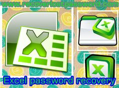20 Excel Password Recovery Ideas Excel Passwords Recovery