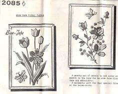 Bias Tape Floral Motifs   Flickr - Photo Sharing!