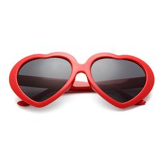 a388bcf38c97 Funny Retro Love Heart Shape Anti-UVA And UVB Sunglasses Heart Shaped  Sunglasses