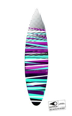surfboard design - Tougui