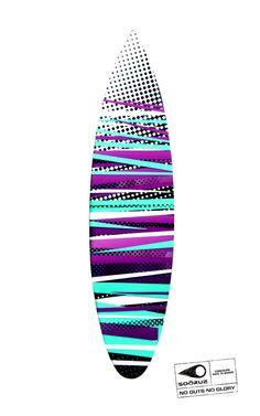 surfboard design - Tougui