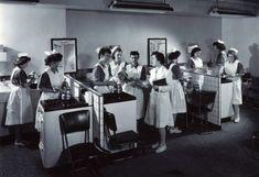 History Of Nursing, Medical History, Vintage Nurse, Vintage Medical, Nursing Board, All Nurses, Professional Nurse, Old Hospital, Nursing