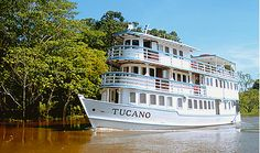 Amazon River Cruise: Tour Brazil by River Boat  | Travel with REI