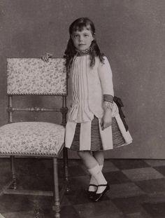 Visions of the Romanovs (carolathhabsburg:   Grand Duchess Olga...)