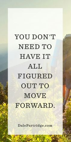 You don't have to have everything figured out before moving forward! Call 800-236-7524 to take the next step towards #EatingDisorderRecovery today!