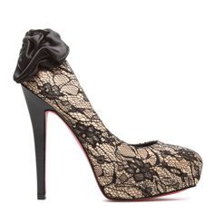 I don't normally wear heels, but these I love.