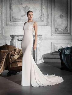 654464e63ed7 Demetrios Wedding Dress Style 796   Radiating a timeless elegance