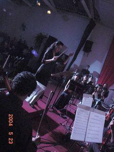 Regendo Orquestra!!!