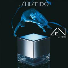 #Shiseido ZEN for MEN Eau de Toilette