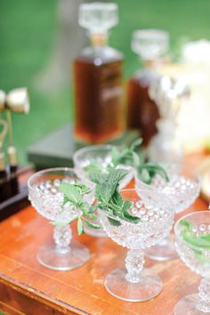 Southern Weddings My Kentucky Rose - Southern Weddings Magazine Craft Cocktails, Summer Cocktails, Perfect Party, Perfect Wedding, Dream Wedding, Bourbon Bar, Gatsby Wedding, Rustic Wedding, Derby Party