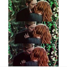 "#Shadowhunters 2x14 ""The Fair Folk"" - Jace and Clary"