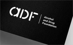 Saffron Rebrands The Australian Drug Foundation - Logo Designer