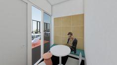 bleuelink - concept interieor design - meeting room