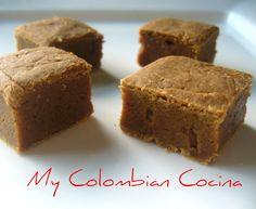 Panelitas de leche Colombia, cocina, receta, recipe, colombian, comida.