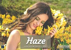 20 Premium Haze Lightroom Presets