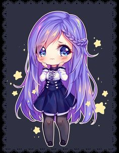 Video commission - bright wonders by hyanna-natsu чиби в 2019 г. dibujos an Dibujos Anime Chibi, Cute Anime Chibi, Kawaii Chibi, Anime Girl Cute, Kawaii Art, Kawaii Anime Girl, Anime Art Girl, Manga Girl, Kawaii Doodles