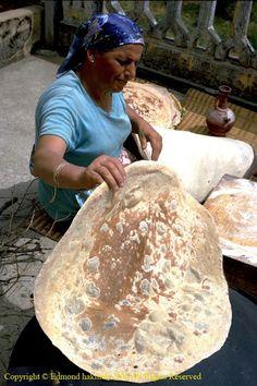 Markouk Lebanese Bread