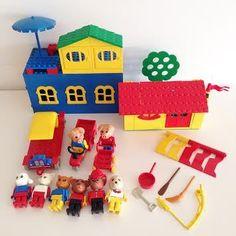Image of Univers Fabuland Lego Vintage