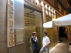 Лучшие рестораны Мадрида - Ресторан Гойсеко Мадрид Goizeko Madrid