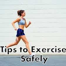 We exercise to keep our body fit. But what if that same harms you? Exercises can harm us if it is not done in the right way. Safety, precaution and awareness are required before you start exercising. So let's discuss some Tips to Exercise Safely.