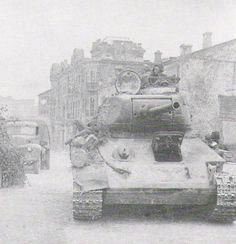 Vendredi 23 Juin 1944 : Opération Bagration, c'est le début de la grande offensive soviétique d'été en Biélorussie.  Friday June 23rd, 1944 : Operation Bagration, it is the beginning of the big summer Soviet offensive in Byelorussia.