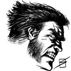 Wolverine - Ron Salas