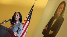 Mia Love of Utah hopes to become the first black Republican woman in Congress!  SALT LAKE CITY — Other than her conservatism, there is little about Mia Love that doesn't stand out in Utah. She is a black Republican, a 36-year-old mother of three, a fitness instructor and mayor of a growing town.