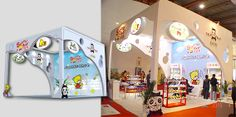 exhibition booth construction/booth design