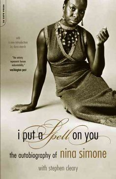 """A gorgeous, inimitable singer and songwriter, Nina Simone (1933-2003) changed the face of both music and race relations in America. She struck a chord with bluesy jazz ballads like """"Put a Little Sugar"""