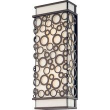 "View the Troy Lighting B5012 Aqua Exterior 2 Light 17"" ADA Compliant Outdoor Wall Sconce at LightingDirect.com."