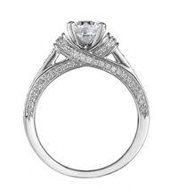 Distinctive bridal designs by Scott Kay at Jewelry Studio - tax free! www.jsjewelrystudio.com