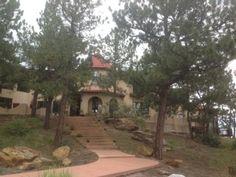 Mediterranean Villa- 8,400sf, 9 Bedrooms on 2.4 Wooded AcresVacation Rental in Colorado Springs from @HomeAway! #vacation #rental #travel #homeaway
