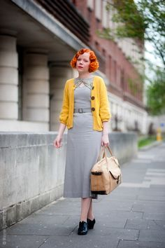 Marianne and her 1930s style. CLICK THE PIC and Learn how you can EARN MONEY while still having fun on Pinterest