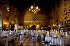 Warwick Castle weddings | Contact Warwick Castle about your wedding or corporate event at 01926 ...