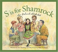 """S Is for Shamrock: An Ireland Alphabet"" is fantastic for anyone interested in Irish culture, legends and history. The short rhymes are perfect for reading out loud to a young child, while the longer sidebars of historical information will appeal to older children who can read it on their own. Even adults might learn something new (I did!)"