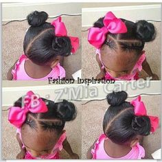 Whether you are a cornrowing master or beginner, these toddl.- Whether you are a cornrowing master or beginner, these toddler hairstyles for girls will keep those curls looking beautiful! Childrens Hairstyles, Lil Girl Hairstyles, Girls Natural Hairstyles, Natural Hairstyles For Kids, Princess Hairstyles, Kids Hairstyle, Cute Toddler Hairstyles, Hairstyles Videos, Black Hairstyles