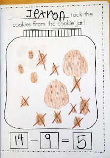 Mrs. Ricca's Kindergarten: Fun with Subtraction!