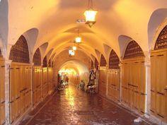 Old Souk Aleppo