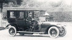 1911 Limousine by Thorn (chassis 1575) for Mrs. Cain