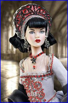 Tonner handmade OOAK historical outfit for dolls with Antoinette/Cami body Doll Toys, Barbie Dolls, Dolls Dolls, Beautiful Eyes Color, Barbie Bridal, Tudor Rose, Barbie Friends, Dollhouse Dolls, Doll Crafts