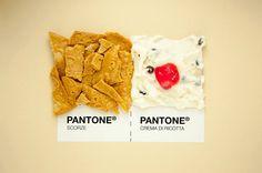 #food #sicilian #Pantone
